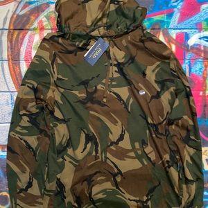 Ralph Lauren polo hoodie